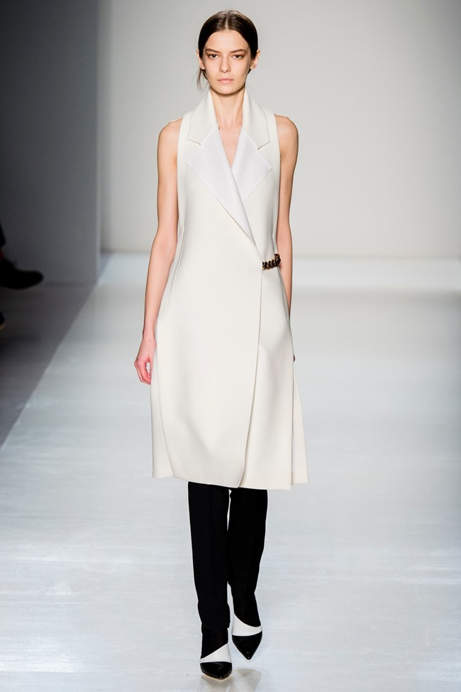 NEW YORK FASHION WEEK Victoria Beckham RTW Fall 2014. www.imageamplified.com, Image Amplified (3)