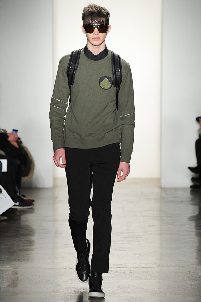 NEW YORK FASHION WEEK Tim Coppens Menswear Fall 2014. www.imageamplified.com, Image Amplified (9)