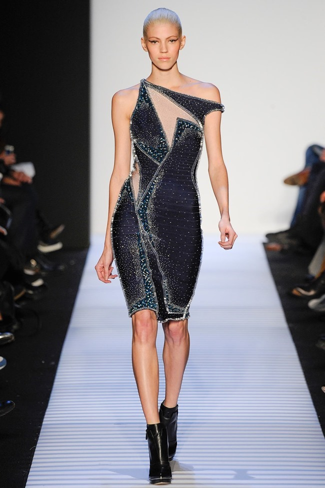 NEW YORK FASHION WEEK Herve Leger by Max Azria RTW Fall 2014. www.imageamplified.com, Image Amplified (29)