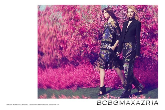 CAMPAIGN Stephanie Hall & Charlotte Wiggs for BCBG Max Azria by Meredith Bruner. Laura Ferrara, www.imageamplified.com, Image Amplified (2)
