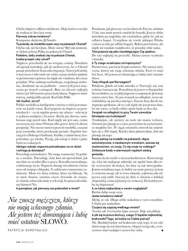 ELLE POLAND Patrycja Gardygajlo by Marcin Kempski. Ewelina Gralak, March 2014, www.imageamplified.com, Image Amplified (11)