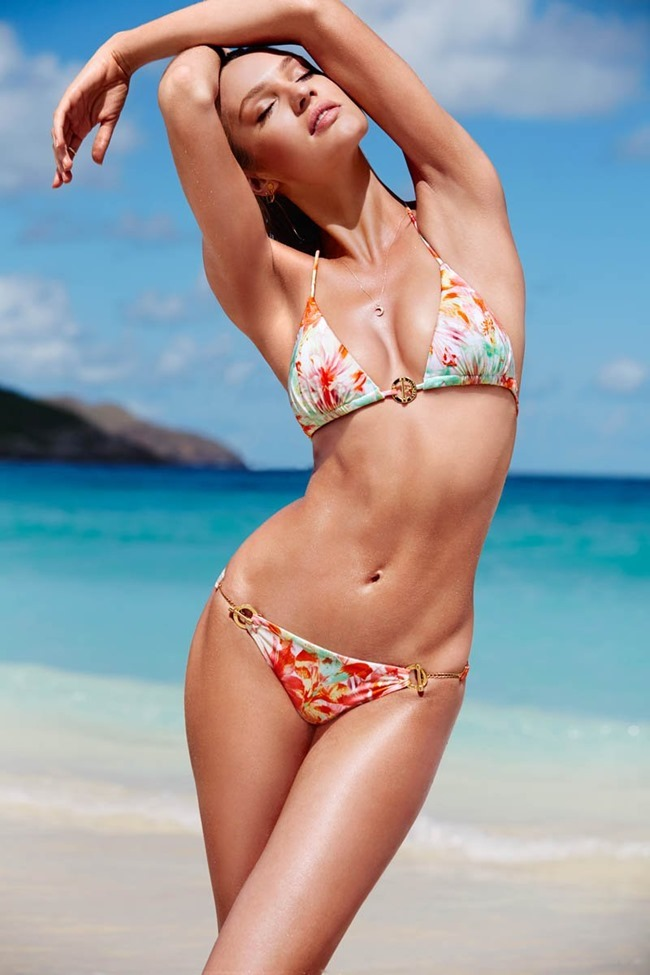 CAMPAIGN Candice Swanepoel for Victoria's Secret Spring 2014. www.imageamplified.com, Image Amplified (14)