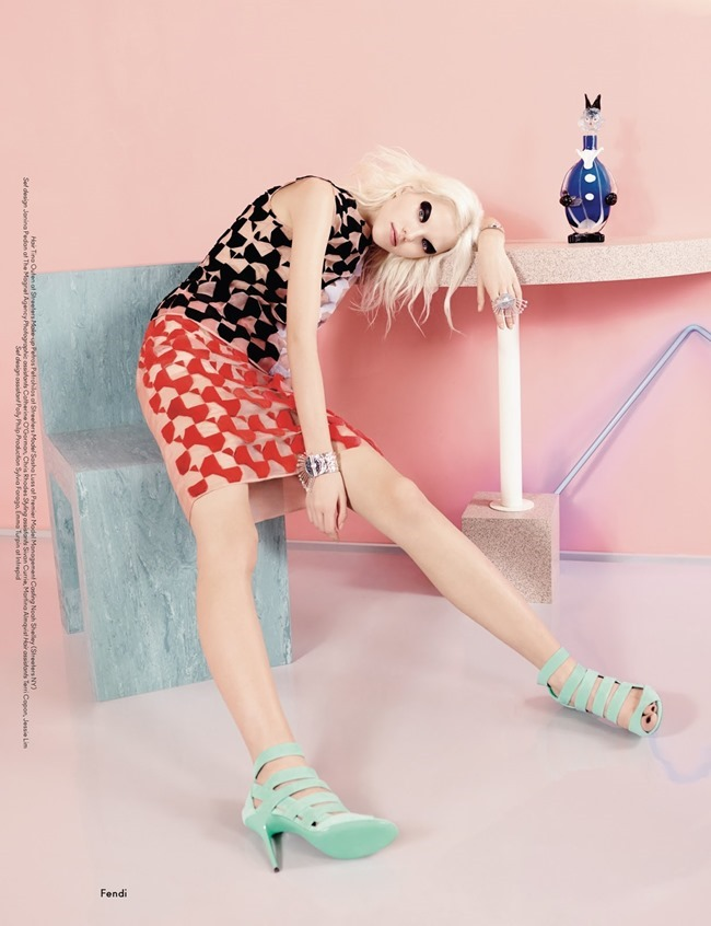 ANOTHER MAGAZINE Sasha Luss by Ben Toms. Mattias Karlsson, Spring 2014, www.imageamplified.com, Image Amplified (14)