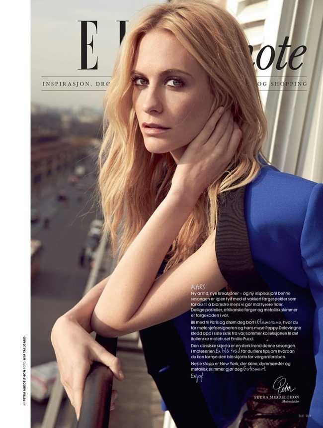 ELLE NORWAY Poppy Delevigne in Glamorama by Asa Tallgard. Spring 2014, www.imageamplified.com, Image amplified (6)