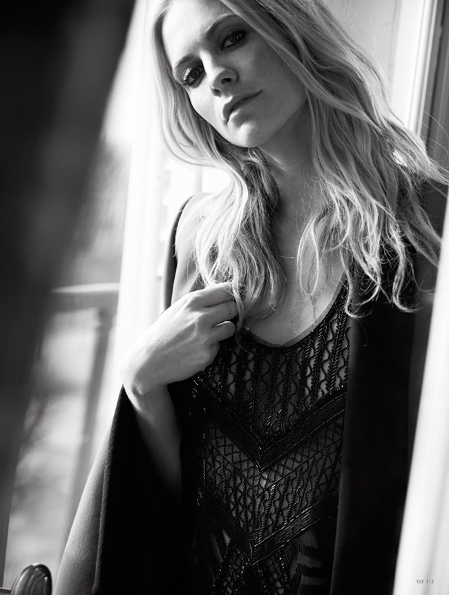 ELLE NORWAY Poppy Delevigne in Glamorama by Asa Tallgard. Spring 2014, www.imageamplified.com, Image amplified (9)