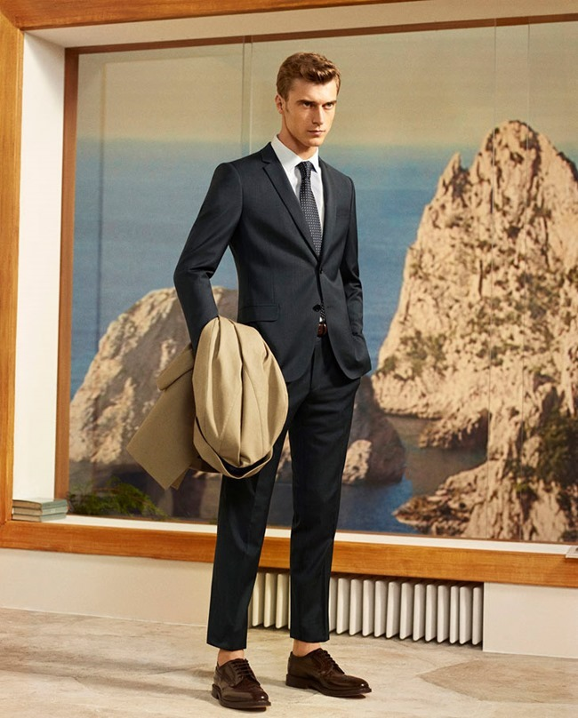 LOOKBOOK Clement Chabernaud for De Fursac Spring 2014 by Jamie Hawkesworth, www.imageamplified.com, Image Amplified (2)