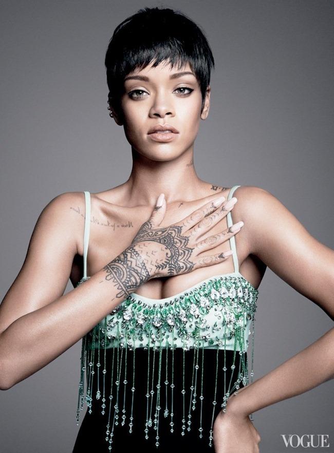 VOGUE MAGAZINE Rihanna by David Sims. Tonne Goodman, March 2014, www.imageamplified.com, Image Amplified (5)