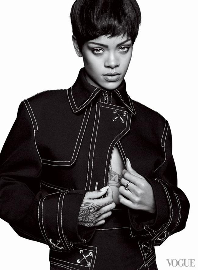 VOGUE MAGAZINE Rihanna by David Sims. Tonne Goodman, March 2014, www.imageamplified.com, Image Amplified (10)