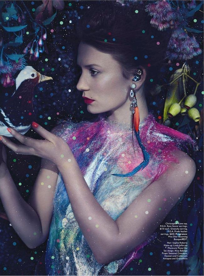 VOGUE AUSTRALIA Mia Wasikowska in The Magic oOf Mia by Emma Summerton. Jillian Davison, March 2014, www.imageamplified.com, Image Amplified (7)