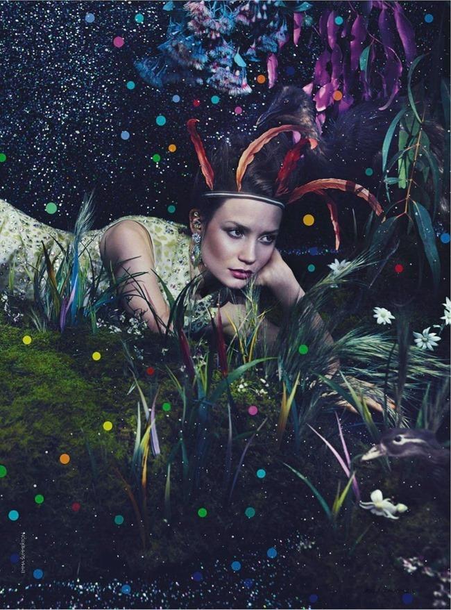 VOGUE AUSTRALIA Mia Wasikowska in The Magic oOf Mia by Emma Summerton. Jillian Davison, March 2014, www.imageamplified.com, Image Amplified (5)