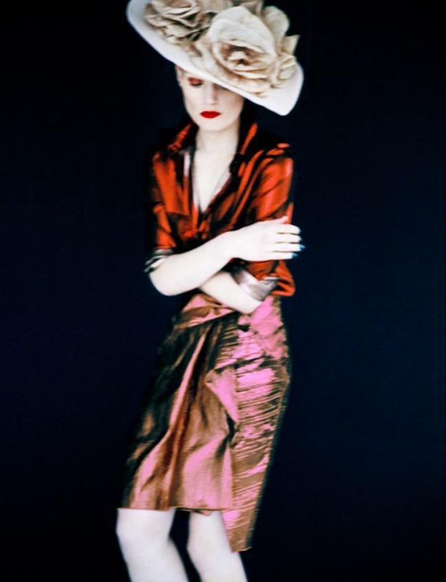 MUSE MAGAZINE Guinevere van Seenus in Portrait of a Lady by Erik Madigan Heck. Yana Kamps, Spring 2014, www.imageamplified.com, Image Amplified (8)