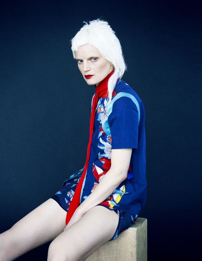 MUSE MAGAZINE Guinevere van Seenus in Portrait of a Lady by Erik Madigan Heck. Yana Kamps, Spring 2014, www.imageamplified.com, Image Amplified (15)