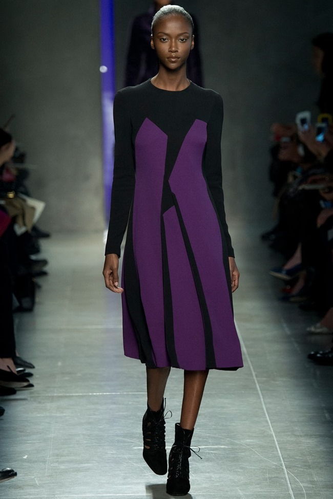 MILAN FASHION WEEK Bottega Veneta RTW Fall 2014. www.imageamplified.com, Image Amplified (5)