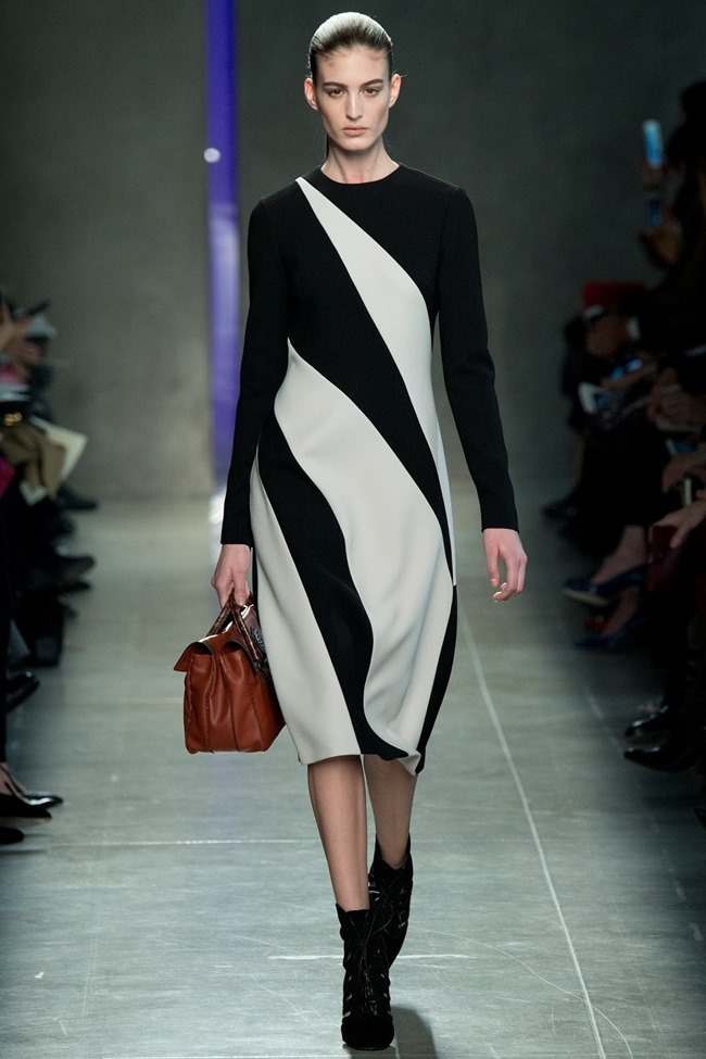 MILAN FASHION WEEK Bottega Veneta RTW Fall 2014. www.imageamplified.com, Image Amplified (9)