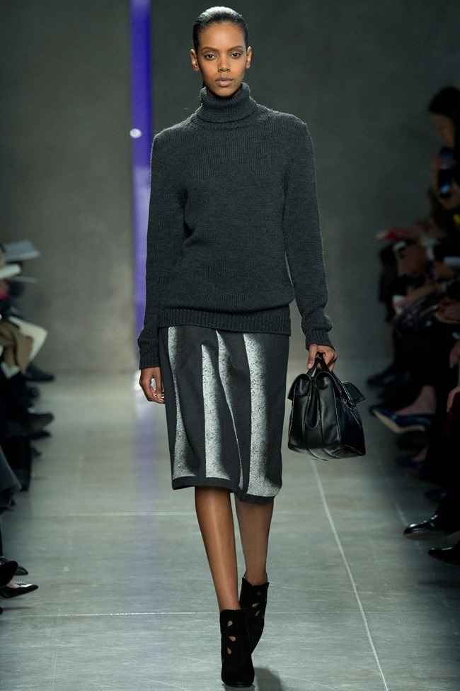 MILAN FASHION WEEK Bottega Veneta RTW Fall 2014. www.imageamplified.com, Image Amplified (19)