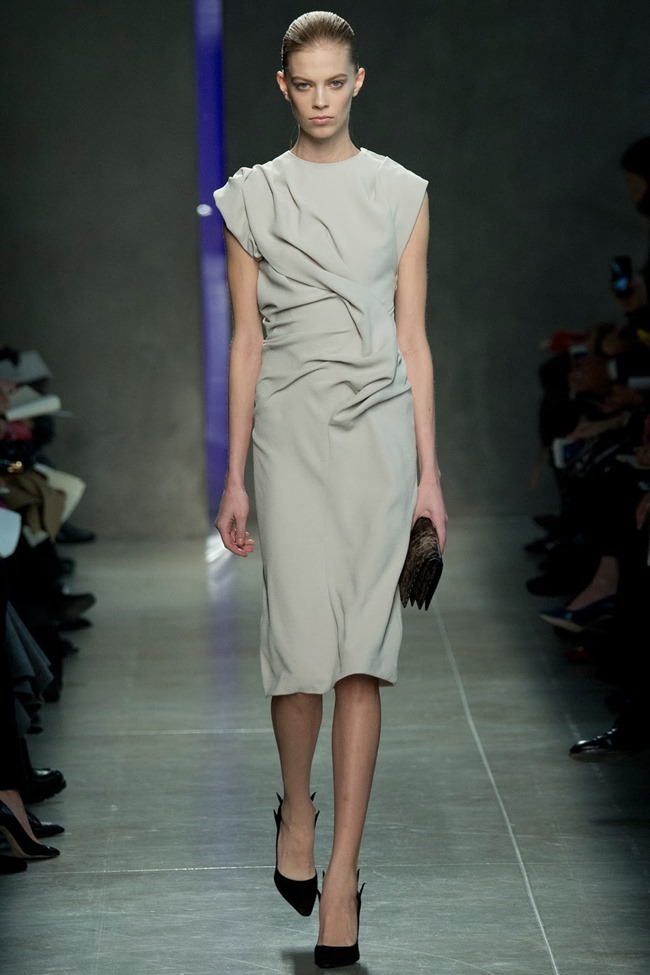 MILAN FASHION WEEK Bottega Veneta RTW Fall 2014. www.imageamplified.com, Image Amplified (27)