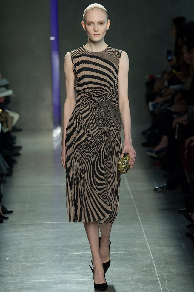 MILAN FASHION WEEK Bottega Veneta RTW Fall 2014. www.imageamplified.com, Image Amplified (28)