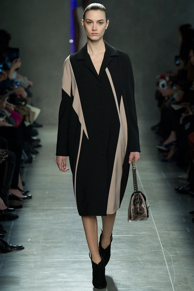 MILAN FASHION WEEK Bottega Veneta RTW Fall 2014. www.imageamplified.com, Image Amplified (34)