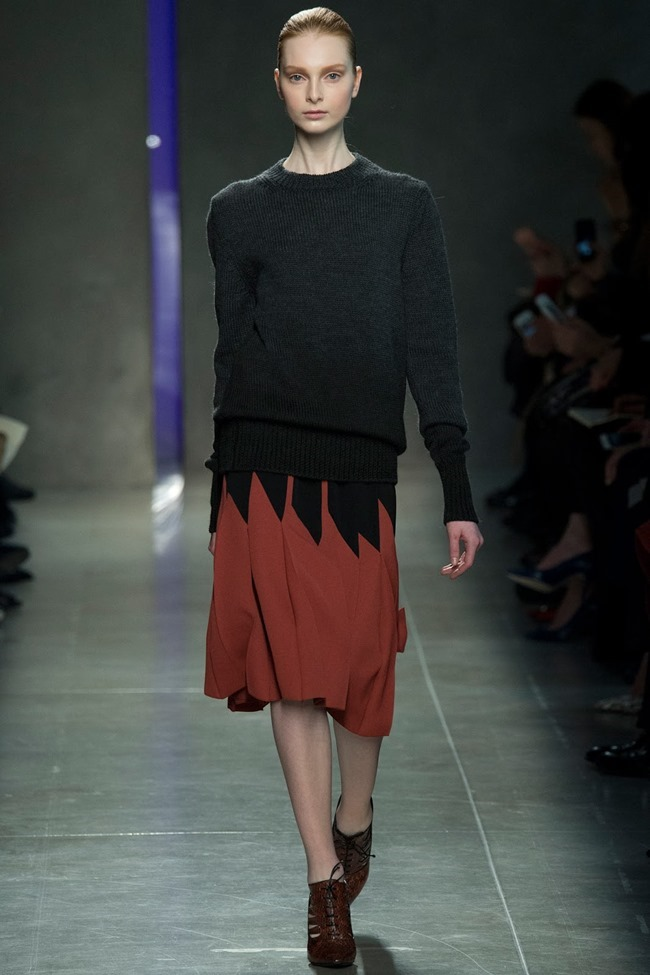 MILAN FASHION WEEK Bottega Veneta RTW Fall 2014. www.imageamplified.com, Image Amplified (38)