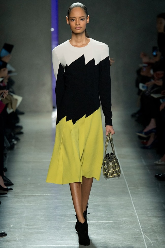 MILAN FASHION WEEK Bottega Veneta RTW Fall 2014. www.imageamplified.com, Image Amplified (40)