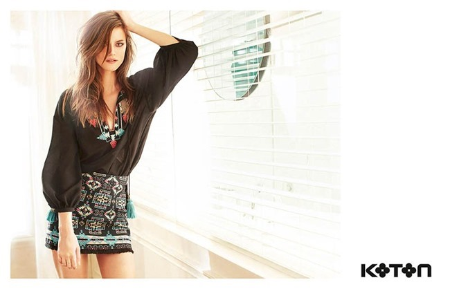 CAMPAIGN Kasia Struss for Koton Spring 2014 by Emre Dogru. www.imageamplified.com, Image Amplified (2)