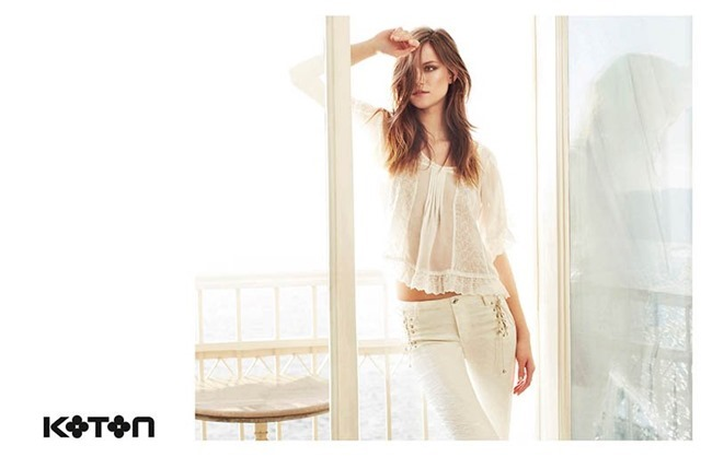 CAMPAIGN Kasia Struss for Koton Spring 2014 by Emre Dogru. www.imageamplified.com, Image Amplified (5)