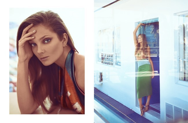 VOGUE MEXICO Eniko Mihalik by Koray Birand. Sarah Gore Reeves, March 2014, www.imageamplified.com, Image Amplified (6)