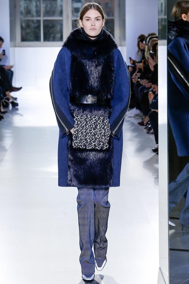 PARIS FASHION WEEK Balenciaga RTW Fall 2014. www.imageamplified.com, Image Amplified (1)