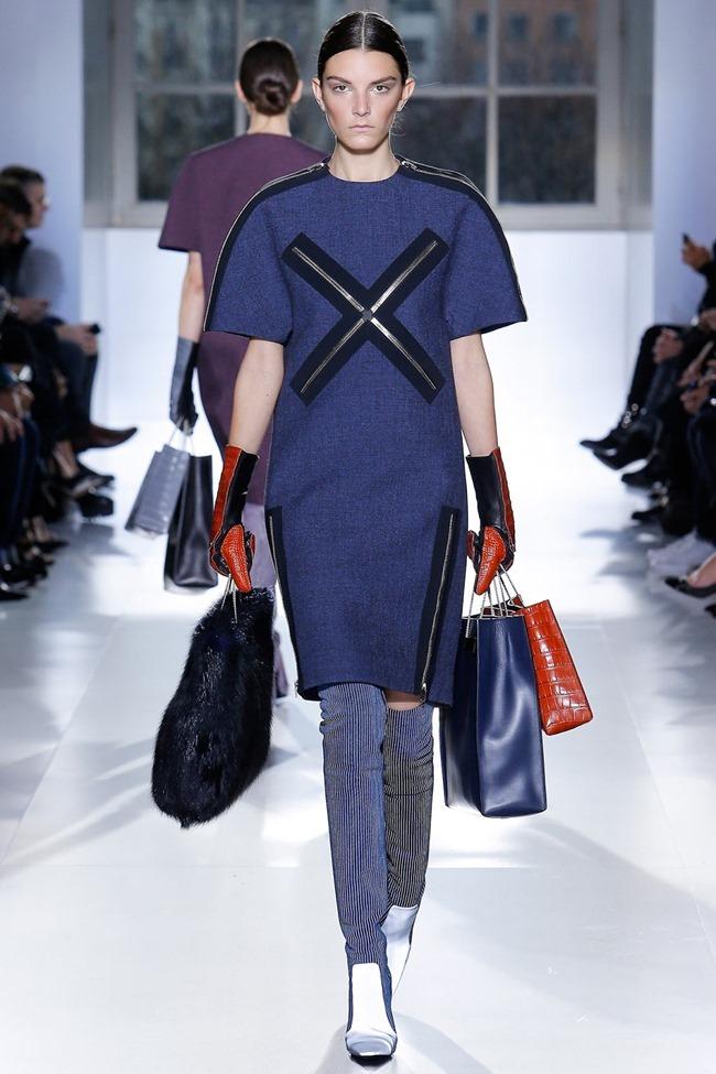 PARIS FASHION WEEK Balenciaga RTW Fall 2014. www.imageamplified.com, Image Amplified (5)