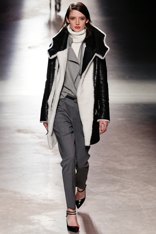 PARIS FASHION WEEK Anthony Vaccarello Fall 2014. www.imageamplified.com, Image Amplified (2)