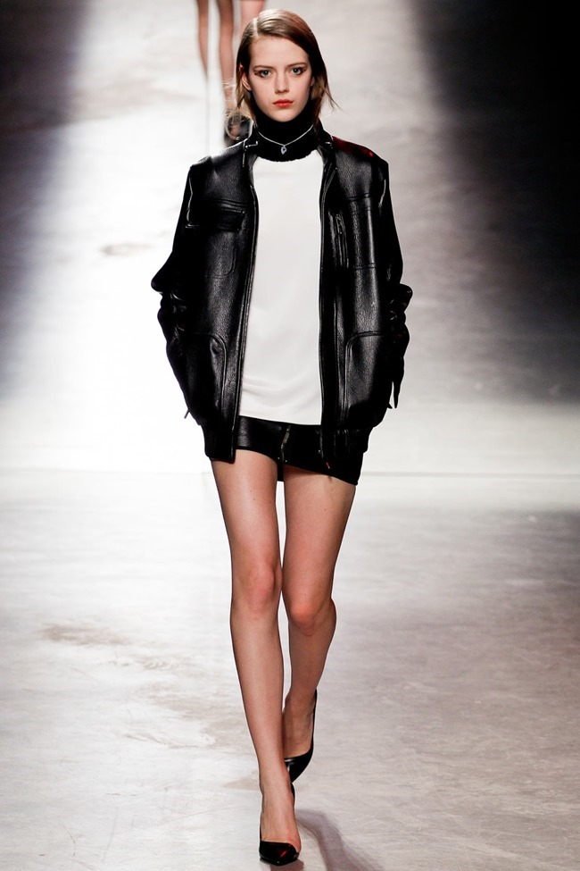 PARIS FASHION WEEK Anthony Vaccarello Fall 2014. www.imageamplified.com, Image Amplified (6)