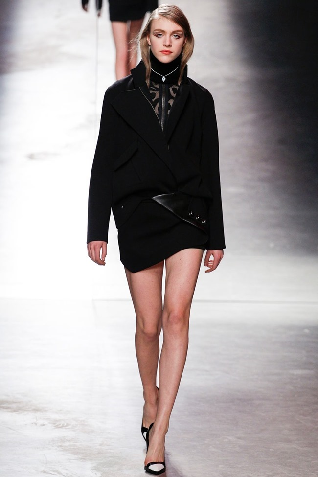 PARIS FASHION WEEK Anthony Vaccarello Fall 2014. www.imageamplified.com, Image Amplified (8)