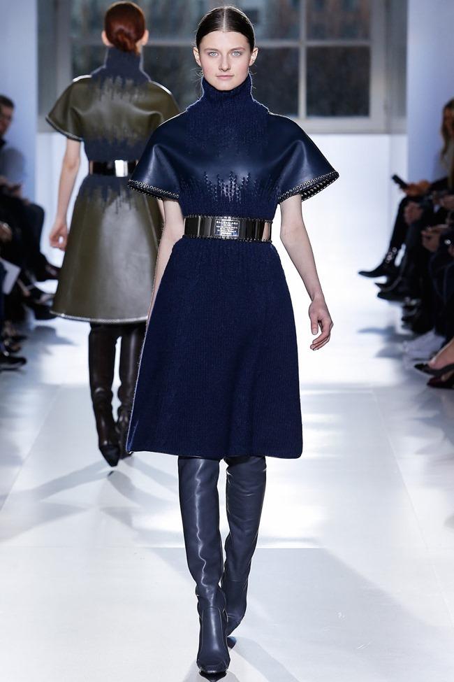 PARIS FASHION WEEK Balenciaga RTW Fall 2014. www.imageamplified.com, Image Amplified (19)
