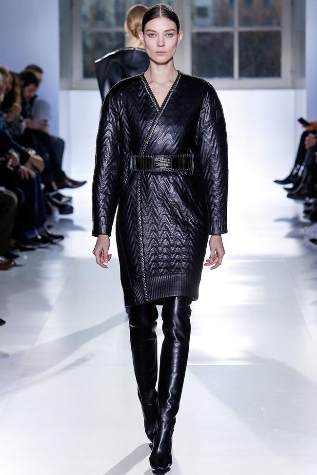 PARIS FASHION WEEK Balenciaga RTW Fall 2014. www.imageamplified.com, Image Amplified (21)