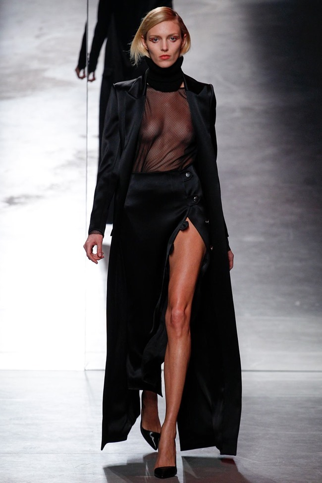 PARIS FASHION WEEK Anthony Vaccarello Fall 2014. www.imageamplified.com, Image Amplified (39)