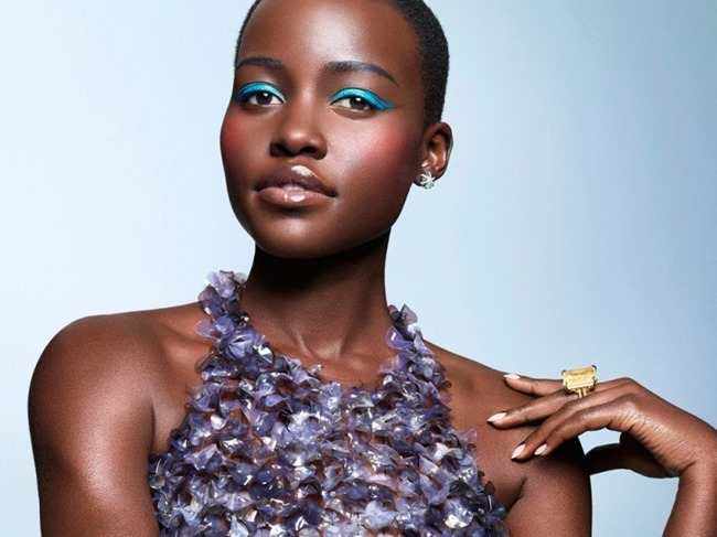 ESSENCE MAGAZINE Lupita Nyong'o by Philippe Salomon. Nick Nelson, March 2014, www.imageamplified.com, Image Amplified (1)
