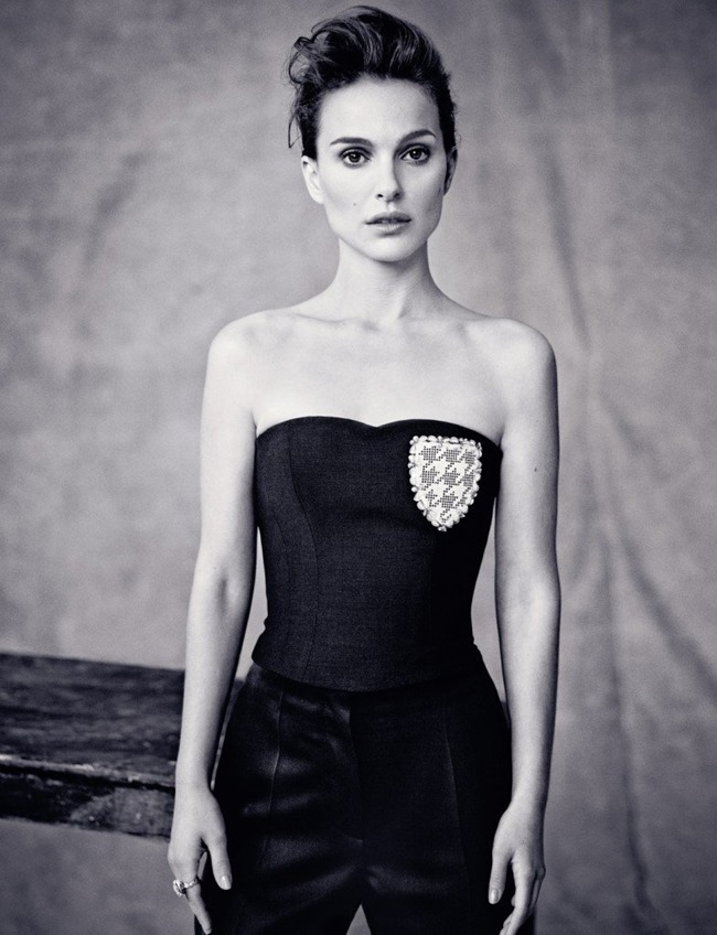 DIOR MAGAZINE Natalie Portman by Paolo Roversi. Kate Young, Spring 2014, www.imageamplified.com, Image Amplified (2)