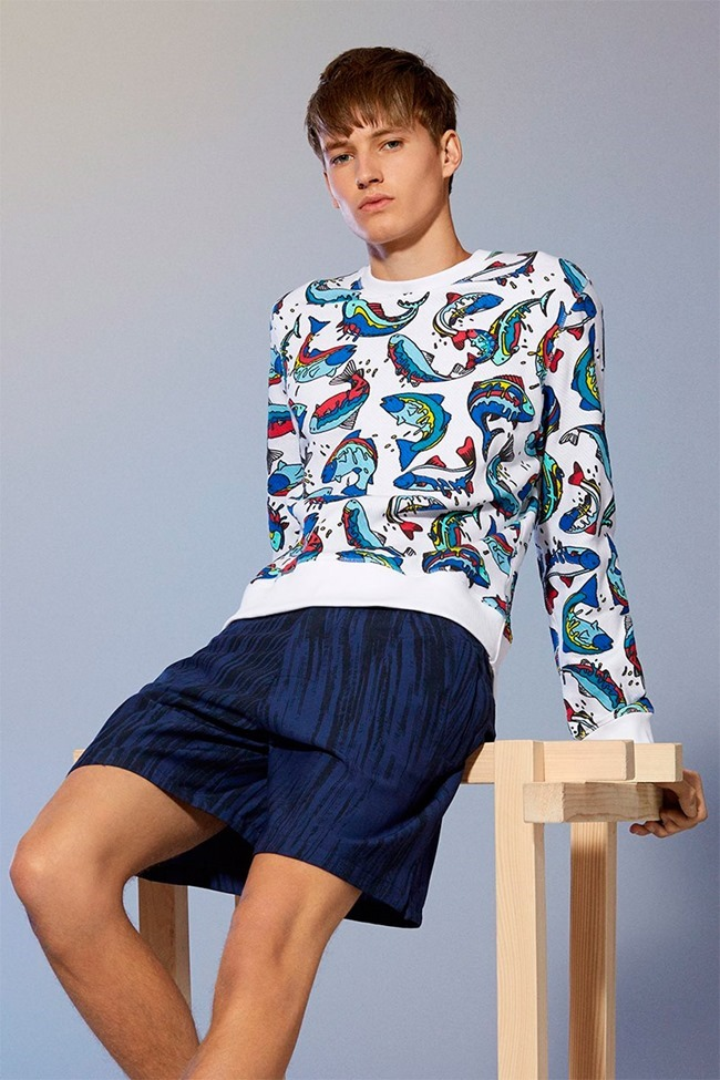 CAMPAIGN No Fish No Nothing for Kenzo Spring 2014. www.imageamplified.com, IMage amplified (11)