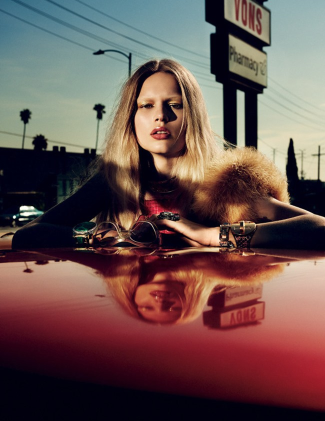 INTERVIEW MAGAZINE Anna Ewers in Candy Darling by Mikael Jansson. March 2014, www.imageamplified.com, Image Amplified (7)