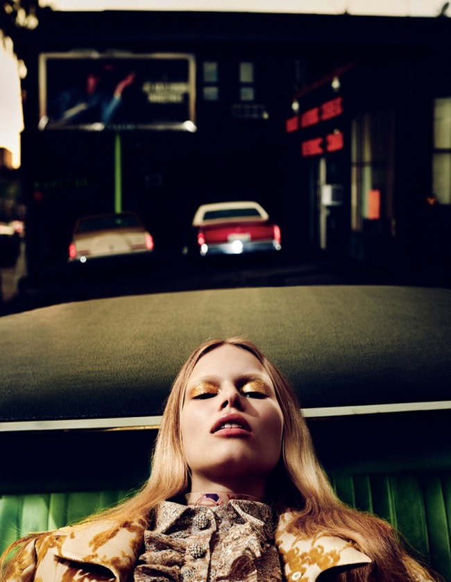 INTERVIEW MAGAZINE Anna Ewers in Candy Darling by Mikael Jansson. March 2014, www.imageamplified.com, Image Amplified (1)