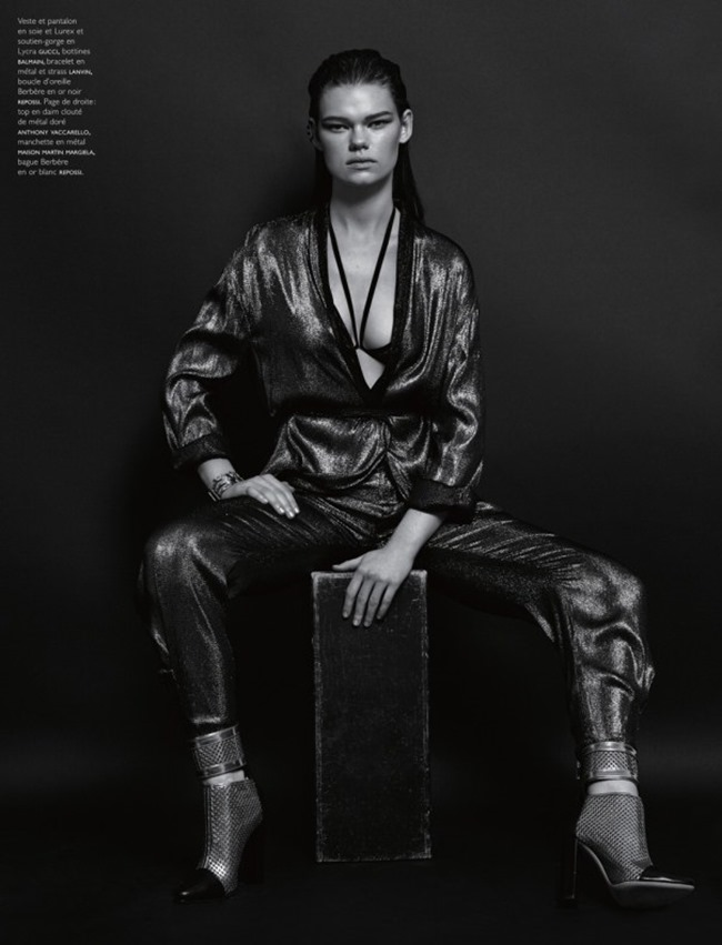 MIXT(E) MAGAZINE Kelly Mittendorf in Metal Guru by Hong Jang Hyun. Caroline Christiansson-Gallois, Spring 2014, www.imageamplified.com, Image Amplified (13)