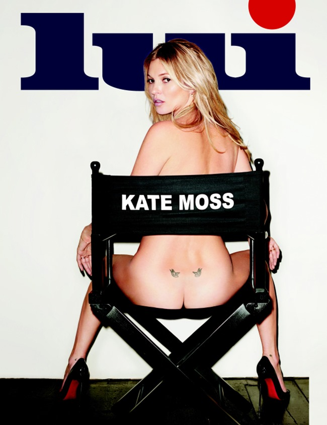 PREVIEW Kate Moss for Lui Magazine #5, March 2014 by Terry Richardson. www.imageamplified.com, Image Amplified (2)