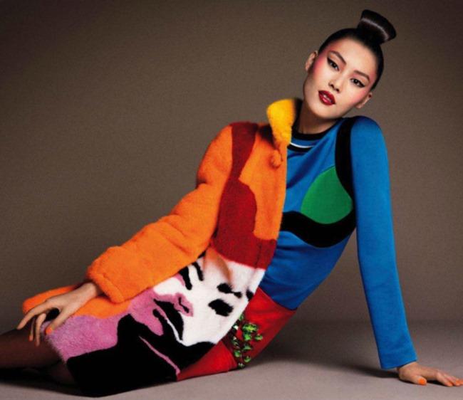 VOGUE JAPAN Style Has Many Faces by Daniele & Iango   Nasta Vojnovic. Giovanna Battaglia, April 2014, www.imageamplified.com, Image Amplified (12)