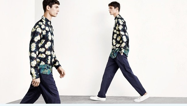 CAMPAIGN Arthur Gosse in Modern Mix for H&M Spring 2014. www.imageamplified.com, Image Amplified (3)