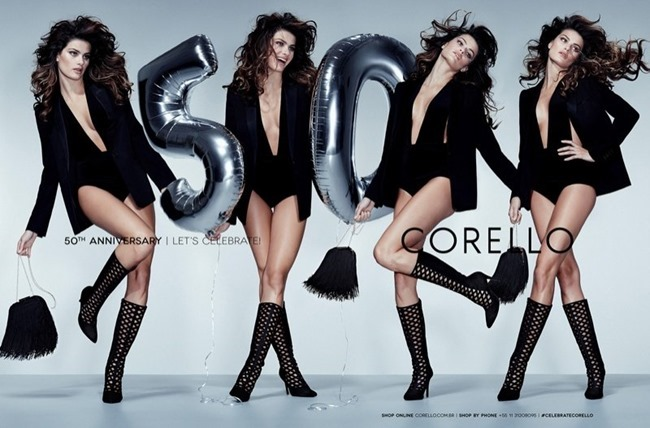 CAMPAIGN Isabeli Fontana for Corello Fall 2014. www.imageamplified.com, Image Amplified (2)