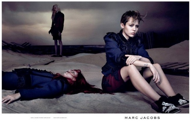 CAMPAIGN Miley Cyrus for Marc Jacobs Spring 2014 by David Sims. www.imageamplified.com, Image Amplified (6)