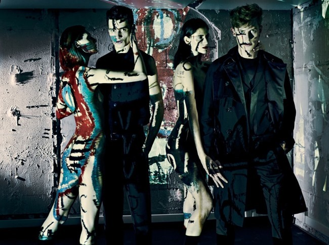 DAZED & CONFUSED MAGAZINE Janis Ancens & Adrien Sahores by Paolo Roversi. Mauricio Nardi, Spring 2014, www.imageamplified.com, Image amplified (1)