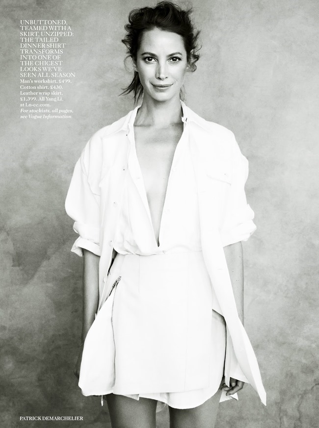 VOGUE UK Christy Turlington in Spirit Of The Moment by Patrick Demarchelier. Clare Richardson, April 2014, www.imageamplified.com, Image Amplified (8)