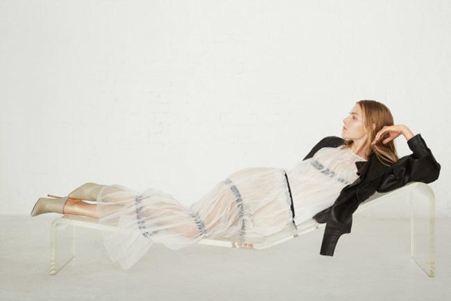 PURPLE FASHION MAGAZINE Suvi Koponen in Creamy Leather by Roe Ethridge. Vanessa Traina, Spring 2014, www.imageamplified.com, Image amplified (6)