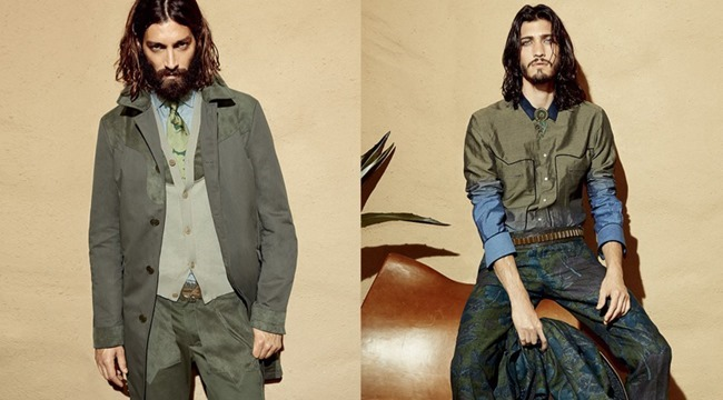 LOOKBOOK Andres Risso, Maximiliano Patane & Ton Heukels for Etro Spring 2014, www.imageamplified.com, Image Amplified (9)